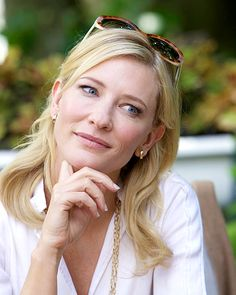 ..And the Oscar goes to .... Cate Blanchett in Woody Allen's 'Blue Jasmine', 2013.