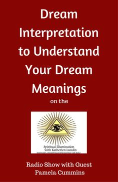 Learn how to understand your dream meanings, listen to this radio show Recurring Dreams, Dream Symbols, Dream Meanings, Dream Interpretation, Psychic Abilities, Self Healing, Spirit Guides, Card Reading, Spiritual Growth