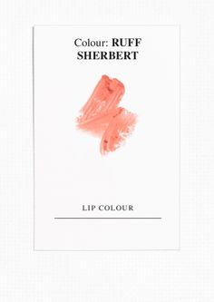 & Other Stories image 2 of Lipstick in Ruff Sherbert
