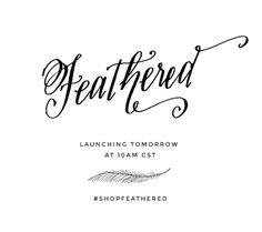 We're launching tomorrow!!