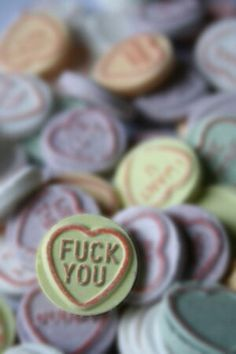 {Sugar} Fuck You #heart #candy #love