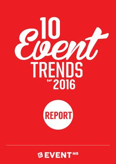 The most popular outlook of event technology trends on the Internet