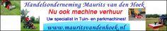 Banner veranderd voor Handelsonderneming Maurits van den Hoek. Tegenwoordig kun je ook machines huren bij Handelsonderneming Maurits van den Hoek. Machines als: gazonmaaier, bosmaaier, verticuteermachine, gazonbeluchter, kettingzagen, kloofmachines, bladblazers, strooimachines etcetera. http://koopplein.nl/middendrenthe/gebruikers/91713/handelsonderneming-maurits-van-den-hoek