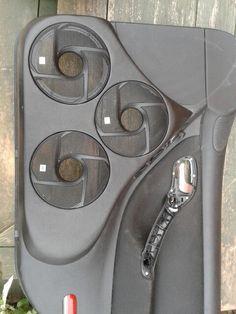 Seat door 6