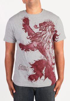 Solo Lannister Lion T-Shirt
