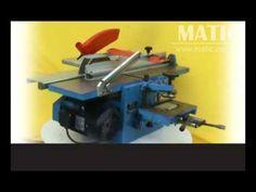 multi-use woodworking machinery MQ292A --JAYA