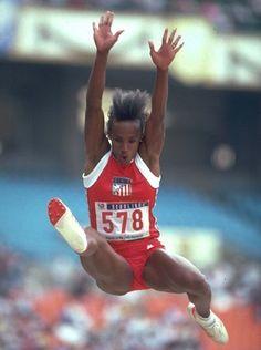 Aug 2, 1992:  Jackie Joyner-Kersee wins gold in heptathlon, again  http://cdn.bleacherreport.net/images_root/slides/photos/002/246/138/1554572_display_image.jpg%3F1337661740
