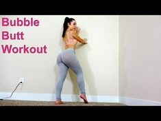 Abs, Legs, and Butt 14min Home Workout. Body Weight Exercises - YouTube