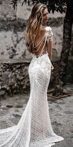 Wedding Dresses Lace Pink 51 Best Beach Wedding Dresses For Seaside Ceremony beach wedding dresses trumpet backless sexy with train tali photography Simple Sexy Wedding Dresses, Custom Wedding Dress, Boho Wedding Dress, Dream Wedding Dresses, Prom Dresses, Wedding Bride, Black Bridal Dresses, Beach Wedding Attire, Wedding Hijab