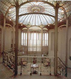Art Nouveau Interiors | Art Nouveau- Interior