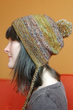 Rooty #hat #pattern #knitting pattern ravelry Alex Tinsley