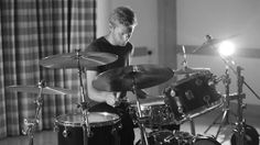Improv on the drum kit