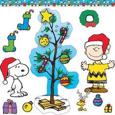 A Charlie Brown Christmas Set