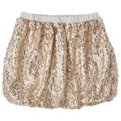 c513087bd144c Cherokee® Girls  Sequin Skirt - Assorted   Target Mobile Gold Sequin Skirt