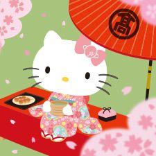 HELLO KITTY SAKURA CAMPAIGN(大阪タカシマヤ)