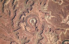 Astronaut Photograph of Upheaval Dome | Flickr - Photo Sharing!