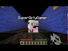 [Popularmmos - Minecraft ] PAT AND JEN TALLCRAFT DROPPER - ARCADE RUNNER!