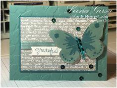 A La Cards: Grateful Wings