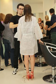 JLD Hairstylist event