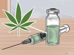 Imagen titulada Make a Medical Marijuana Oil Step 11 Infused Oils, Medical Cannabis, Smoking Weed, Doterra Essential Oils, Alternative Medicine, Natural Medicine, Alcohol, Bottle, Survival Kit