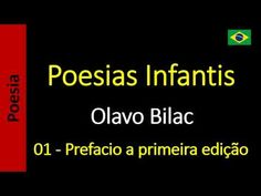 Olavo Bilac - Poesias Infantis - 01 - Prefacio a primeira edição