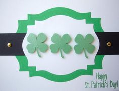St. Patty's Card