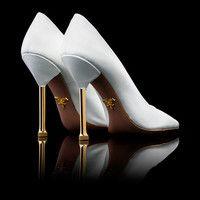 Prada E-Store · Woman · Footwear · Pump 1I831D_3B8Z_F0009_F_D110