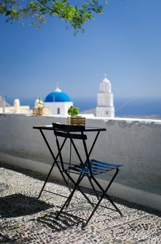 Santorini, Greece. For luxury hotels in Santorini visit http://www.mediteranique.com/hotels-greece/santorini/