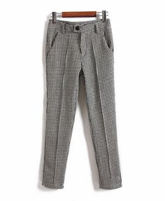 Houndstooth Pants $36.00