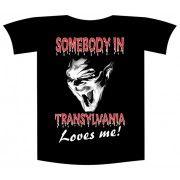 Somebody in Transylvania Loves me! - acum si online pe divertishop.ro