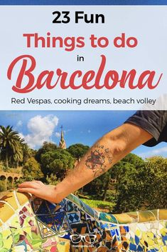 Here are some ways to ensure you have a fun time in Barcelona! devourbarcelonafoodtours.com
