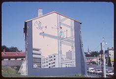 Mur peint : Vaise Joost Swart