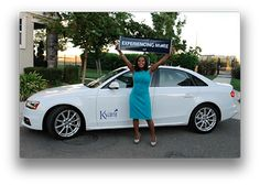 Jannae Bowens gets her Dream Car after only 5 months with Kyäni!
