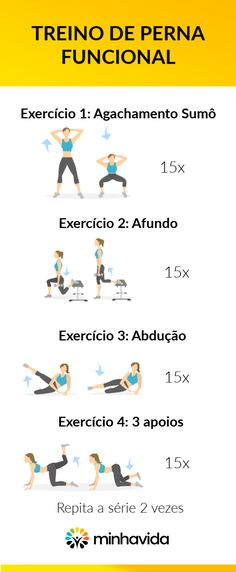 Functional leg training - Functional training: tone your legs with home-made exercises. One Song Workouts, Mini Workouts, Workout Songs, Gym Workout Tips, Easy Workouts, Workout Videos, At Home Workouts, Cheer Workouts, Morning Workouts
