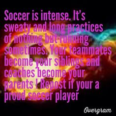 I am and no one can change that It's my sport and my game No one can EVER take that away from me