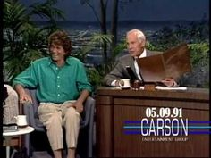Michael Landon Pranks Johnny Carson  - Michael Landon died of cancer less than 2 months after this taping.