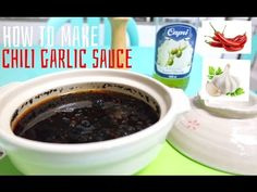 This is the perfect partner for my Siomai recipe. My Chili Garlic Sauce is simple to make yet very delicious! Homemade Chili Sauce, Chili Sauce Recipe, Thai Sweet Chili Sauce, Hot Sauce Recipes, Chili Garlic Sauce, Butterscotch Sauce Recipes, Pork And Beef Recipe, Siomai, How To Make Chili