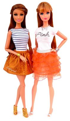 Barbie And Ken, Barbie Dolls, Girl Dolls, Barbie Friends, Ballet Skirt, Diy Doll, Disney Princess, Imvu, Clothing Ideas