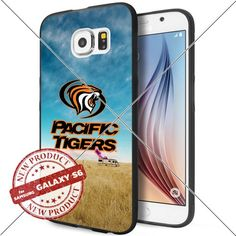 NEW Pacific Tigers Logo NCAA #1448 Samsung Galaxy S6 Black Case Smartphone Case Cover Collector TPU Rubber original by WADE CASE [Breaking Bad] WADE CASE http://www.amazon.com/dp/B017KVO3ZO/ref=cm_sw_r_pi_dp_sx9ywb1HBST5P