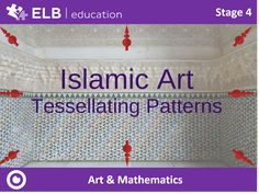 Celebrate EID or learn more about Islamic geometric art with this interactive whiteboard or panel lesson. Practice construction techniques using a ruler and pair of compasses and create incredible tessellating patterns!