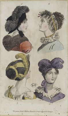 Costume Parisian 1801-02  from the collection of the Bibliothèque des Arts Décoratifs, on flickr by SceneInThePast