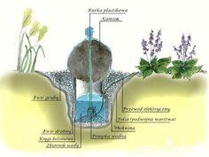 Galeria zdjęć - Źródełko z kamienia, czyli bezpieczna woda w ogrodzie - Ogrodowisko