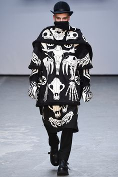 KTZ Fall 2015 Menswear - Collection - Gallery - Style.com.  I love this.  I'm not ashamed: Boo.