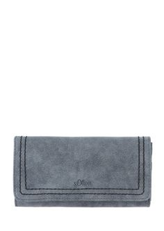 Wallet from s.Oliver. Discover the latest fashions online for women, men and kids and order with free delivery.