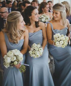 2015 Beautiful Dusty Blue Bridesmaid Dresses One Shoulder Ruched Chiffon Long Wedding Guest Dresses Cheap Formal Party Prom Evening Gowns Vintage Bridesmaid Dress Vintage Bridesmaids Dresses From Elegantonline, $87.96| Dhgate.Com