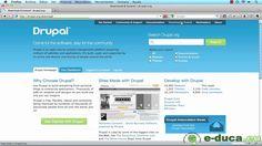 Curso Drupal 7 de E-duca.eu: 4.2. Instalación de Drupal 7 en Mac.