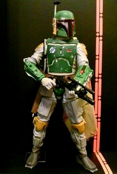 Black Series Boba Fett Star Wars Figurines, Black Series, Boba Fett, Samurai, Zelda, Stars, Fictional Characters, Sterne, Fantasy Characters