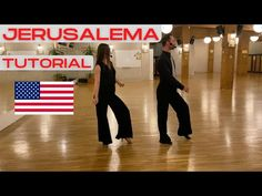 Jerusalema TUTORIAL   Dance Steps explained step by step by Loga Dance School - YouTube