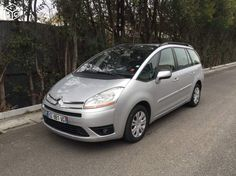 Citroen GRD C4 PICASSO 1.6HDI 110CH EXCLUSIVE 7PL