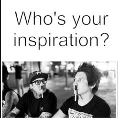 So this is Tony Perry and Jaime Preciado with sharpies in their nose. They are my inspiration. So this is Tony Perry and Jaime Preciado with sharpies in their nose. They are my inspiration. Pierce The Veil, Tony Perry, Band Quotes, Band Memes, Emo Bands, Music Bands, Jaime Preciado, Falling In Reverse, Sleeping With Sirens
